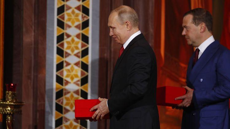 На 7 май Владимир Путин ще положи клетва като президент