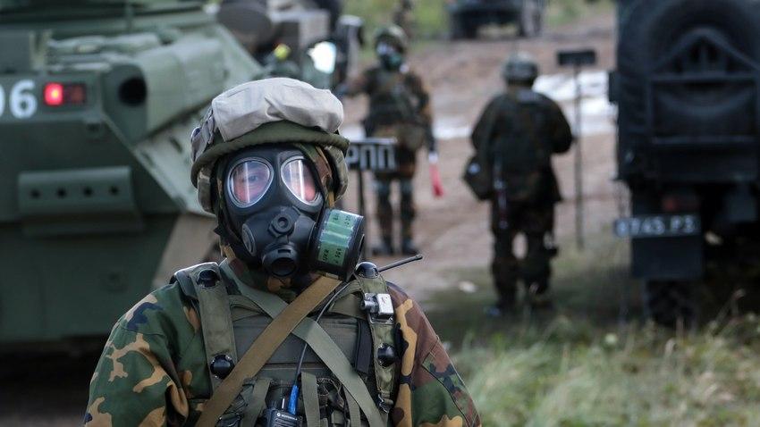 Учения, водени от НАТО, с участието на повече от 1200