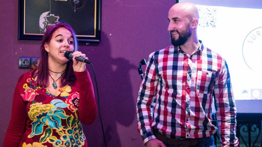 Danilo und Alba