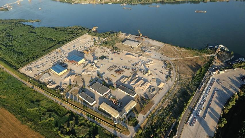 Индустриалната зона на Видин е на мястото на т. нар. Свободна безмитна зона.