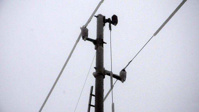 Протест срещу спирането на тока в Бобошево