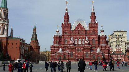 Москва, Снимка: Никол Борисова, Личен архив