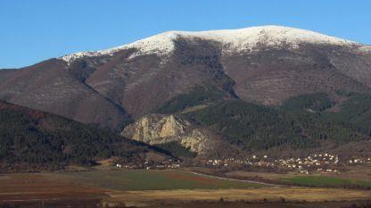 Rajoni i qytetit bullgar Trën, ku prej shumë vitesh prodhohet ar.