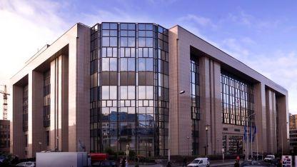 Сграда на Европейския съвет