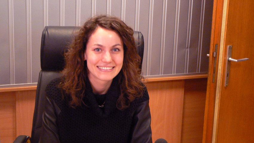 Ива Цолова една млада българка в класацията на сп. Форбс