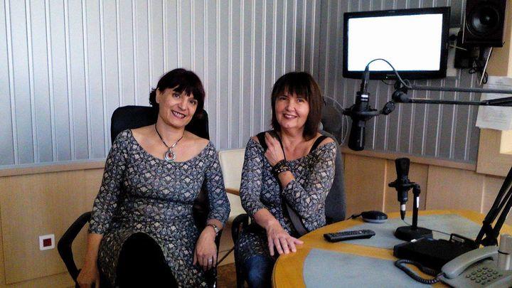 Светлана Дичева (вляво) и Бояна Андреева