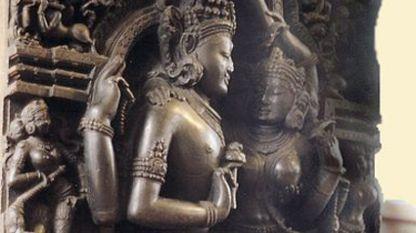 Бог Шива и жена му Парвати