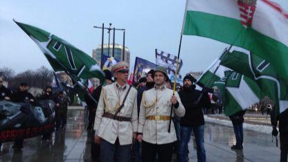 Луков марш в Софии