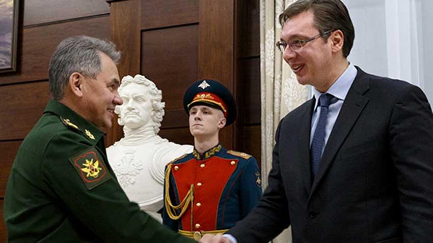 Зависть или слабость? Польша раскритиковали подаренные Сербии Т-72 и БРДМ-2