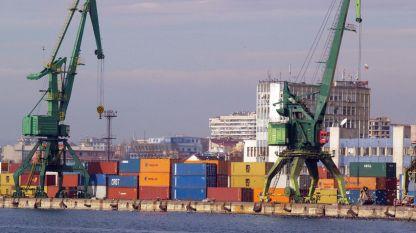 Hafen von Warna