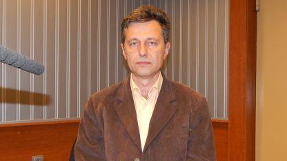 Д-р Борислав Милчев, началник на отделението по очни болести във видинската болница