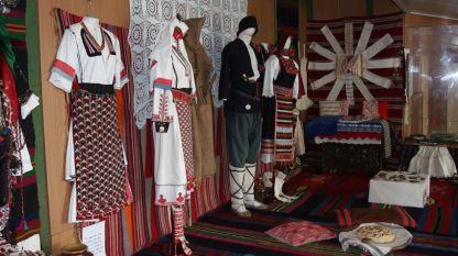В село Люляково са събрани специфични носии на нашите прадеди - мюсюлмани и християни.