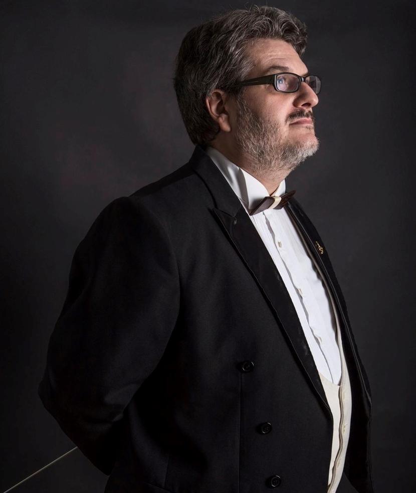 гост-диригентът Константин Илиевски