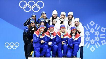 Норвегия начело в класирането по медали на олимпиадата