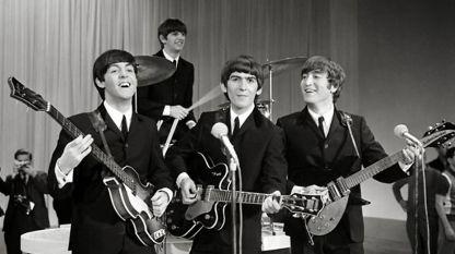 През 60-те години, когато четиримата още не осъзнаваха, че са велики
