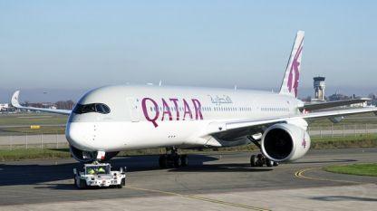 """12 от 91 души на борда на полет на """"Катар еъруейз"""", кацнал в Атина в понеделник, се оказали позитивни за Covid-19."""