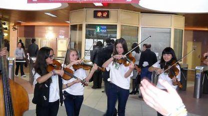 Ето още един положителен ефект от метрото