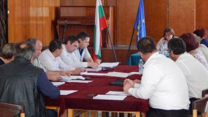 Общински съвет Белоградчик
