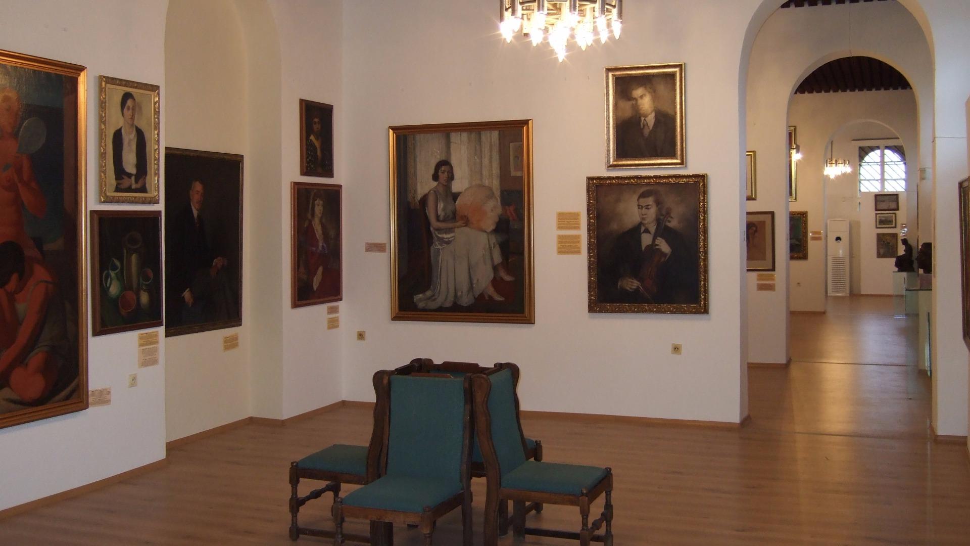Снимка: ГХГ-Пловдив гостува във Виена
