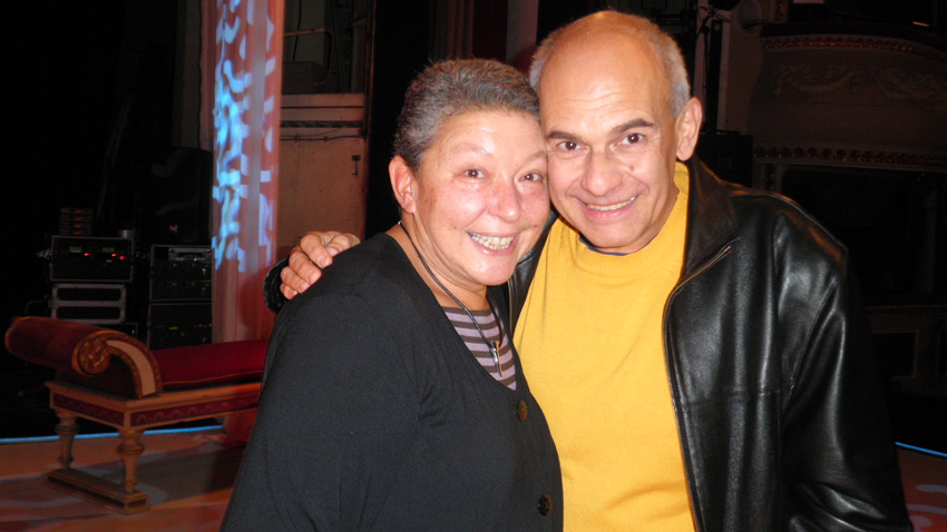 Даниела Кузманова и Кристиян Бояджиев.
