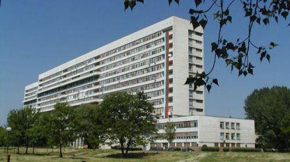 """Лабораторията ще е в специално изградена база при болница """"Свети Георги"""" в Пловдив."""