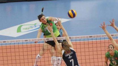 Емилия Димитрова отново беше на високо ниво