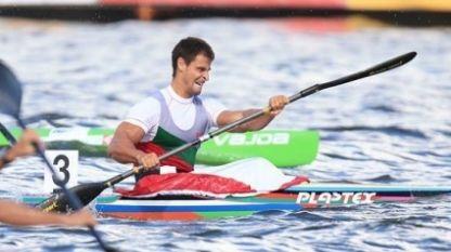 Мирослав Кирчев е на полуфинал на 1000 метра на световното по кану-каяк