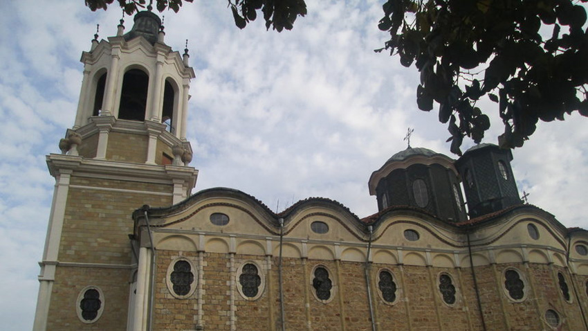 The St. Trinity Church in Svishtov
