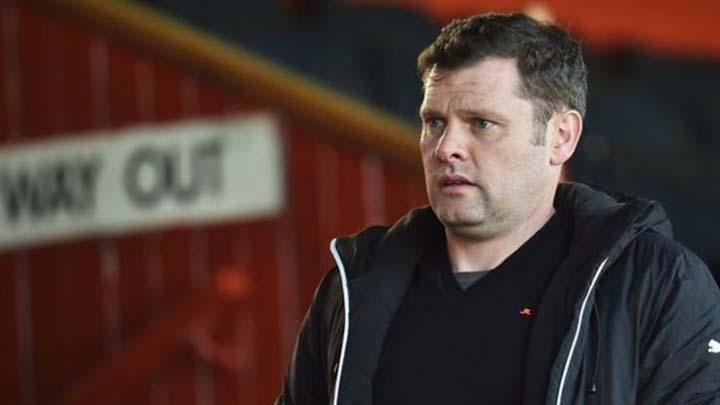 """Мениджърът на шотландския """"Рейнджърс"""" Греъм Мърти, подаде оставка. 43-годишният специалист"""