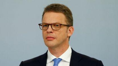 Кристиан Севинг, шеф на Дойче банк