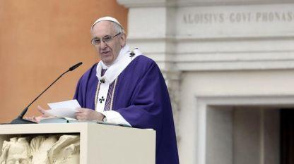 Папа Франциск в Карпи
