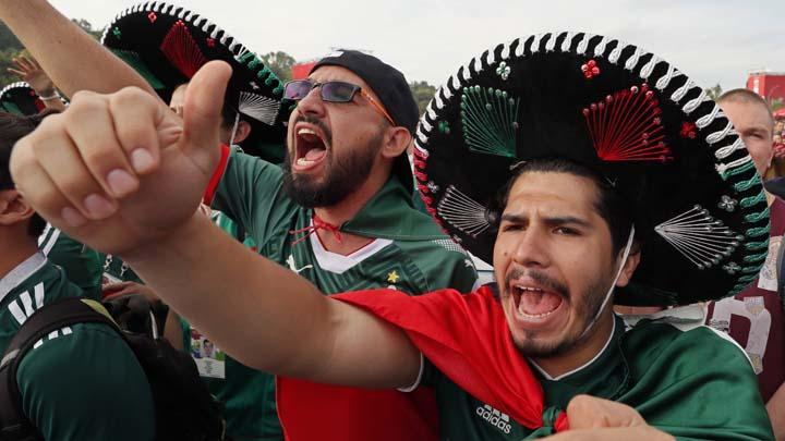 Феновете на Мексико докараха глоба на своя отбор