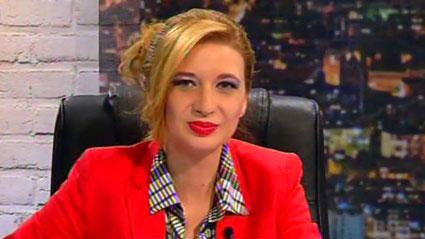 """Нина Никол Хамилтън, председател на Балканска медийна асоциация, автор и водещ на предаването """"Темида – цената на истината"""""""