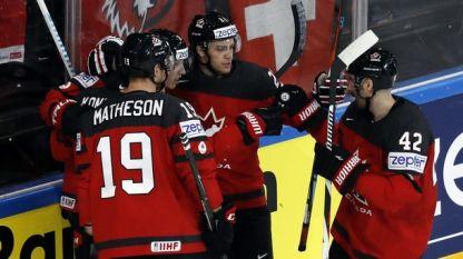 Канада разгроми с 5:0 Норвегия