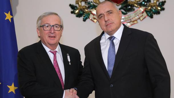 Последната спирка е в София на 1-ви март, където Юнкер ще участва в официален обяд, даден от премиера Бойко Борисов.