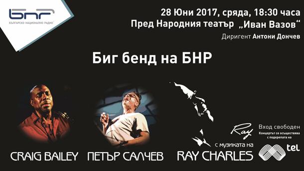 Sonte koncerti i fundit i Big Bendit do të mbahet para Teatrit Kombëtar të Sofjes nga ora 18:30, hyrja është falas.