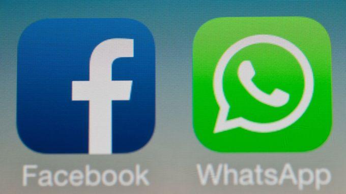 Големи социални мрежи, включително Фейсбук и подразделенията й - Инстаграм