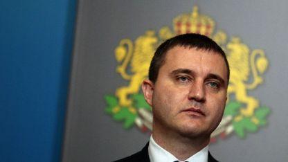 Ministri i Financave Vlladisllav Goranov
