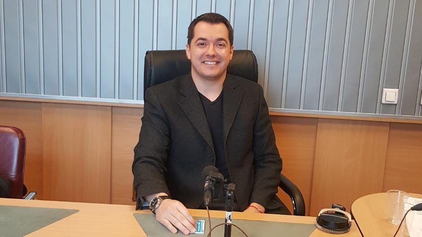 Антонио Григоров,  ръководител подбор на персонал и работодателска марка.
