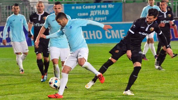 Локомотив Пд-Дунав 3:4