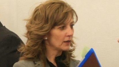 Заместник-министърът на труда и социалната политика Росица Димитрова