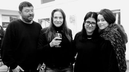 Борислав Колев, Мария Ландова, Мария Спирова и Ели Колева