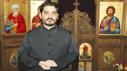 Отец Добромир Димитров