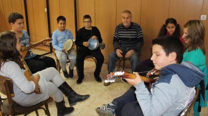 Детска група за автентичен фолклор – село Баня