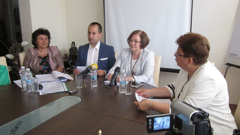 Управителният съвет на Националното сдружение на общините в Република България заседава във Враца.