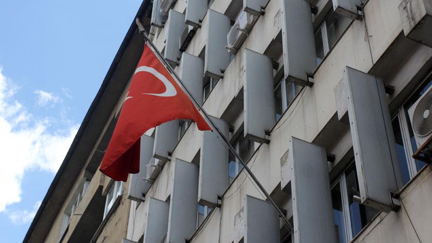 Амбасада Турске у Софији
