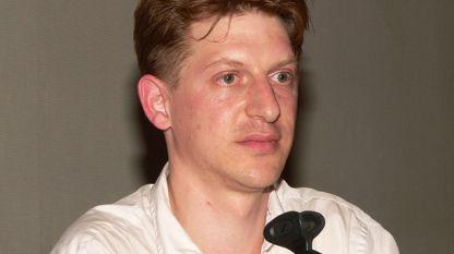 Писателят Джонатан Лител.