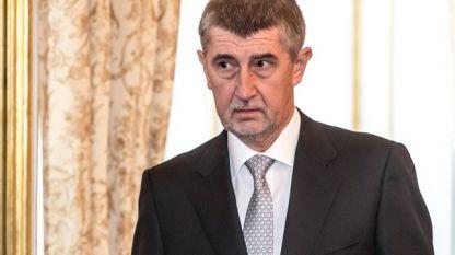 Чешкият премиер Андрей Бабиш