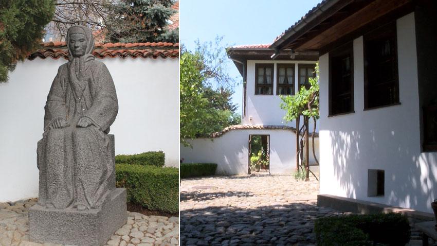 Къщата-музей на Васил Левски в Карлово.