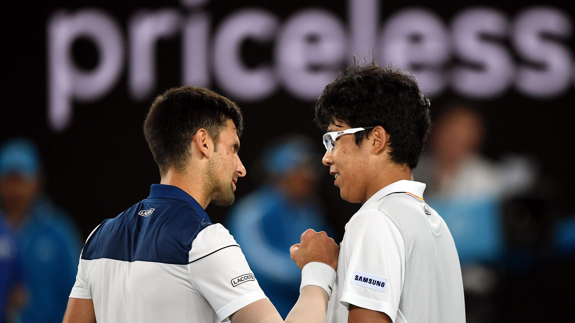 Хьон Чун стана първият южнокорейски тенисист, който достигна до четвъртфинал
